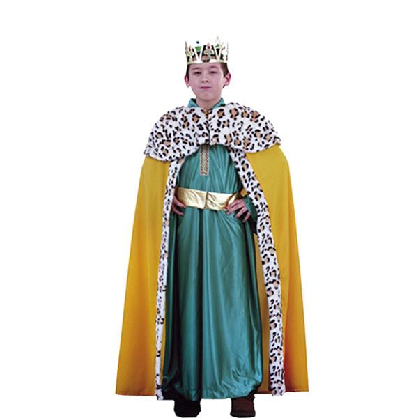 disfraz de rey mago melchor nino deluxe varias tallas egl03648 - Tu Belén Viviente para Navidad