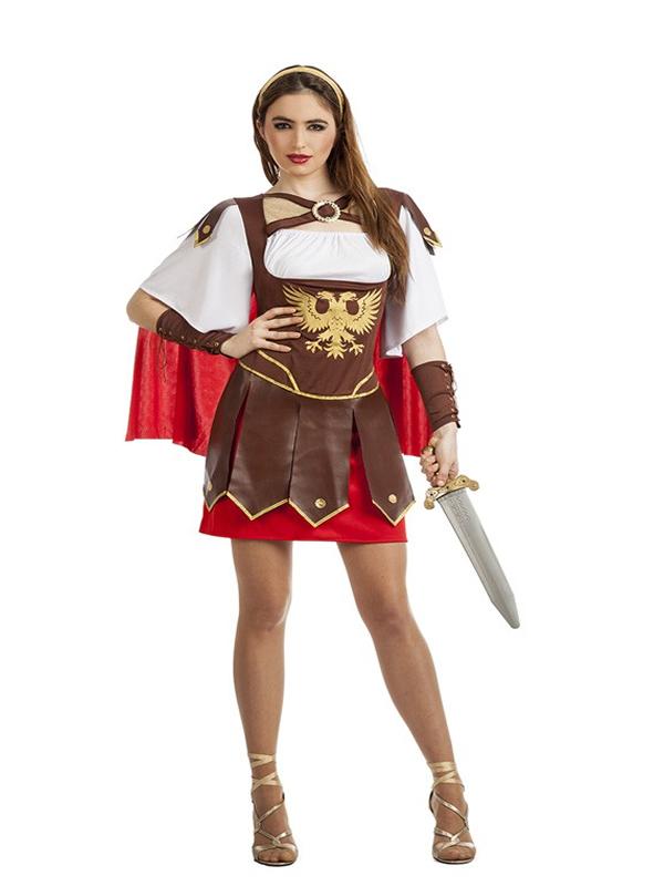 disfraz de romana aguila para mujer
