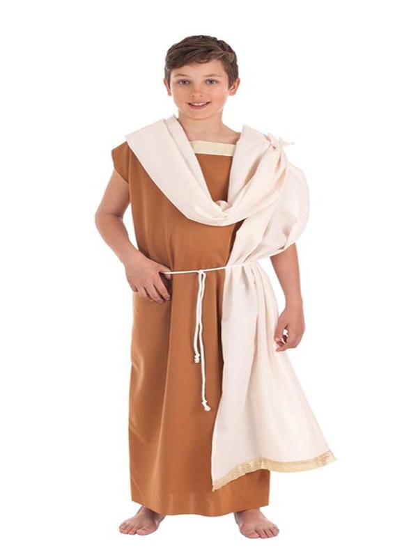 disfraz de romano aurelio para niño
