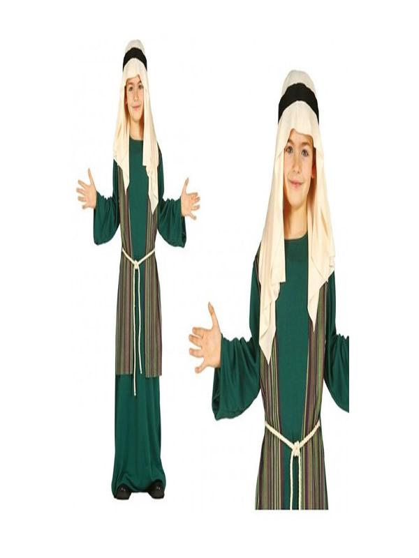 disfraz de san jose hebreo niño