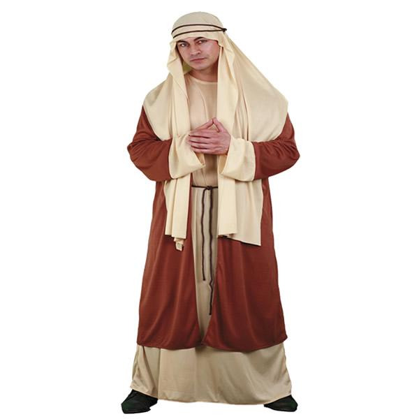 disfraz de san jose hombre adulto egl01246 - Disfraces para tus fiestas navideñas