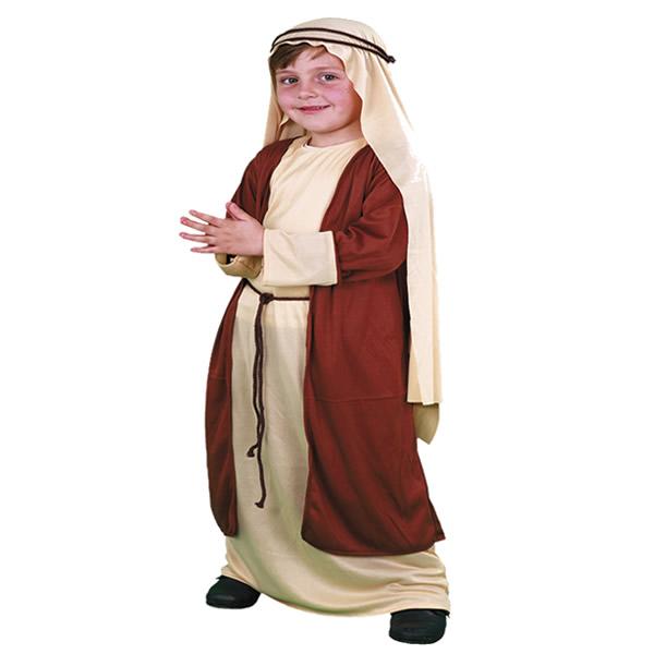 disfraz de san jose niño