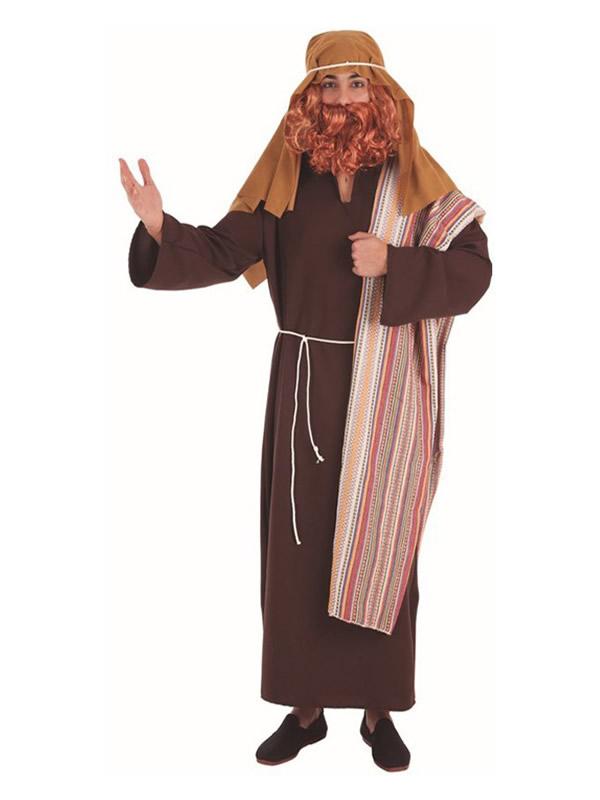 disfraz de san jose para hombre