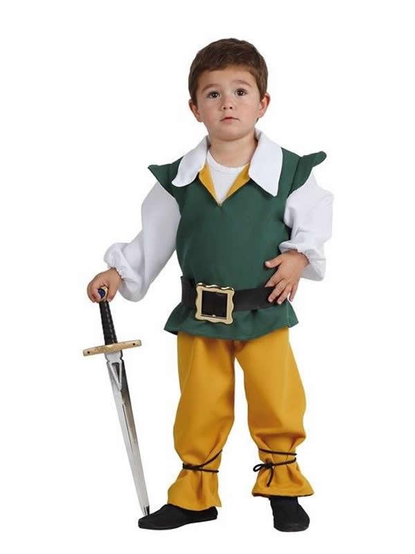 disfraz de sancho panza para niño