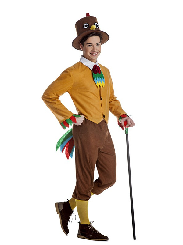 disfraz de señor gallo para hombre