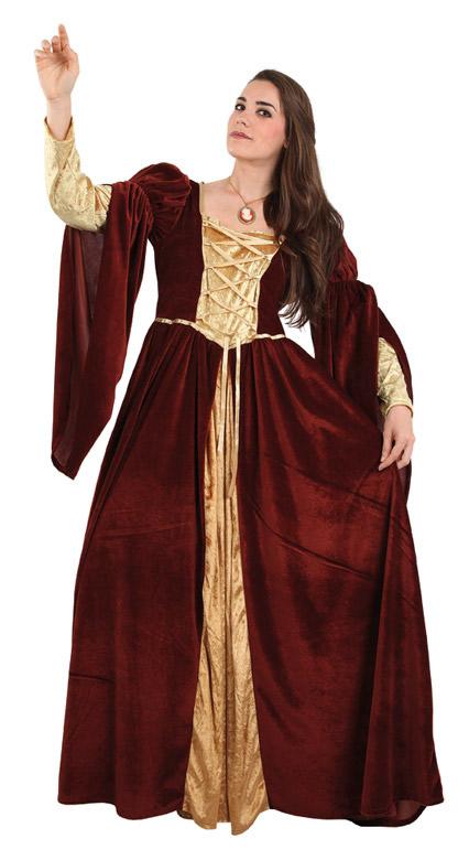 Disfraces Medievales Tallas Grandes
