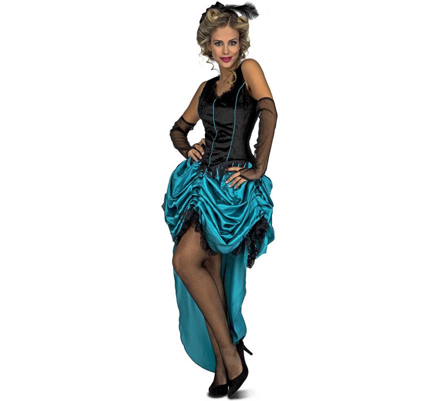 disfraz de senorita azul de salon para mujer perfil.jpg 3
