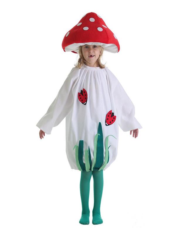 disfraz de seta para infantil