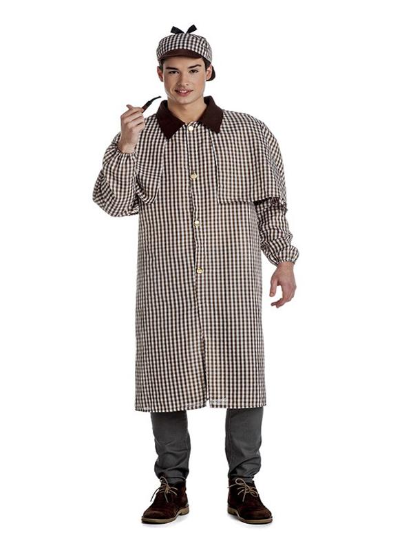 disfraz de sherlock holmes para hombre