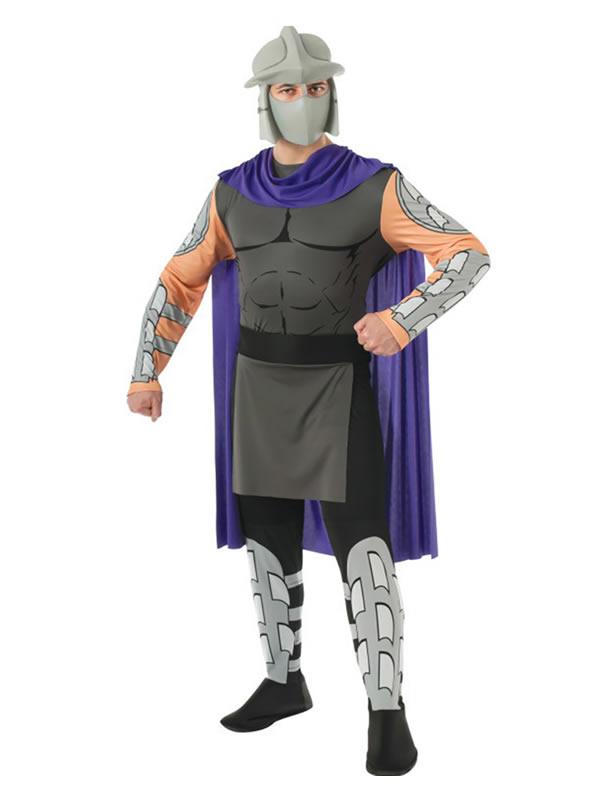 disfraz de shredder tortugas ninja classic hombre