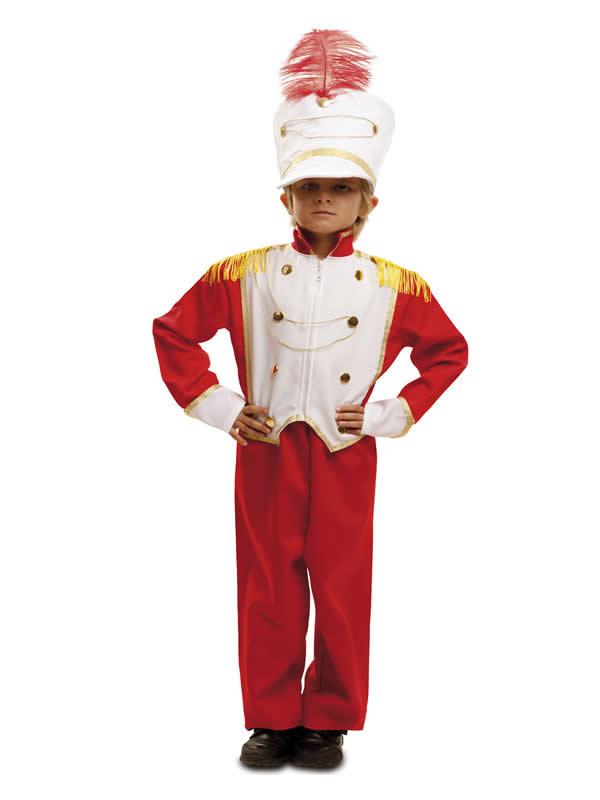 disfraz de soldadito de plomo niño