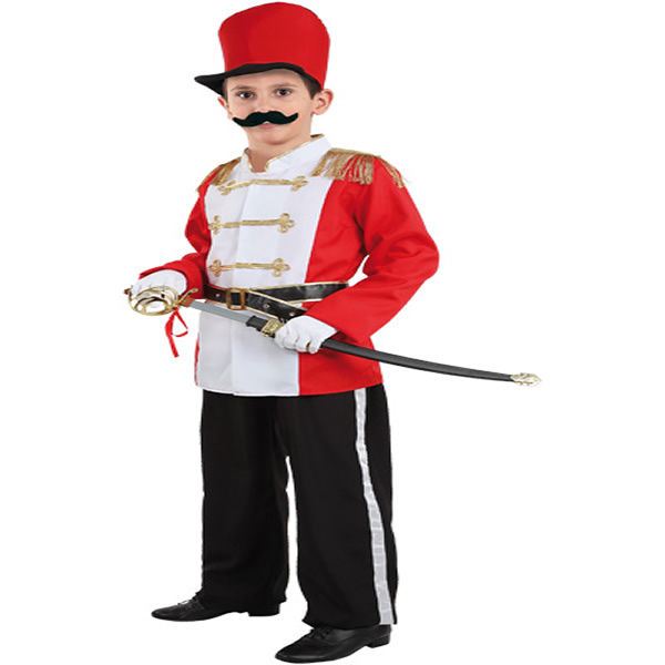 disfraz de soldado de plomo niño