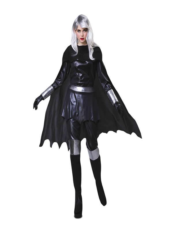 disfraz de super heroina del clima mujer