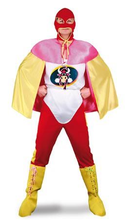 disfraz de superheroe español adulto