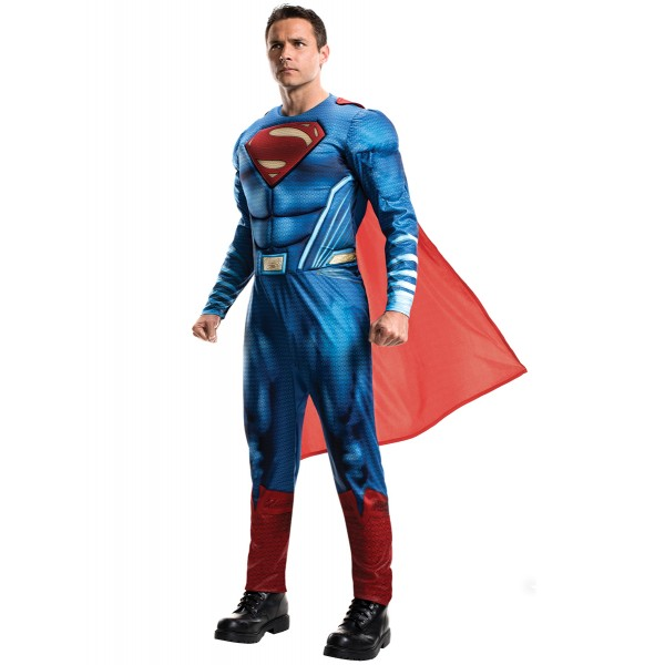 disfraz de superman batman vs superman classic hombre