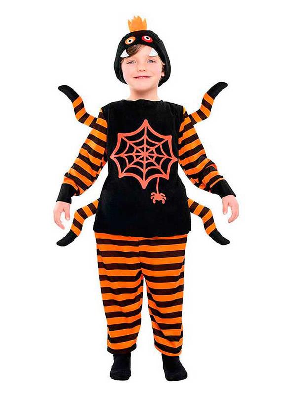 disfraz de tarantula para nino K5031 - Los 10 mejores Disfraces Infantiles para Halloween