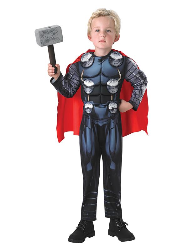 disfraz de thor los vengadores deluxe niño