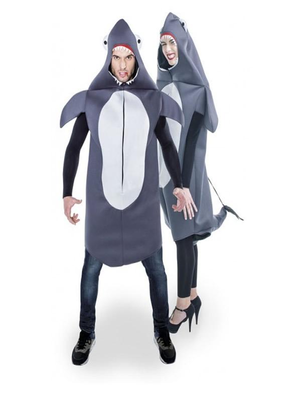 disfraz de tiburon adulto