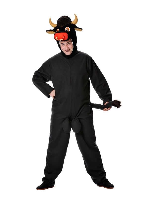 disfraz de toro bravo hombre adulto