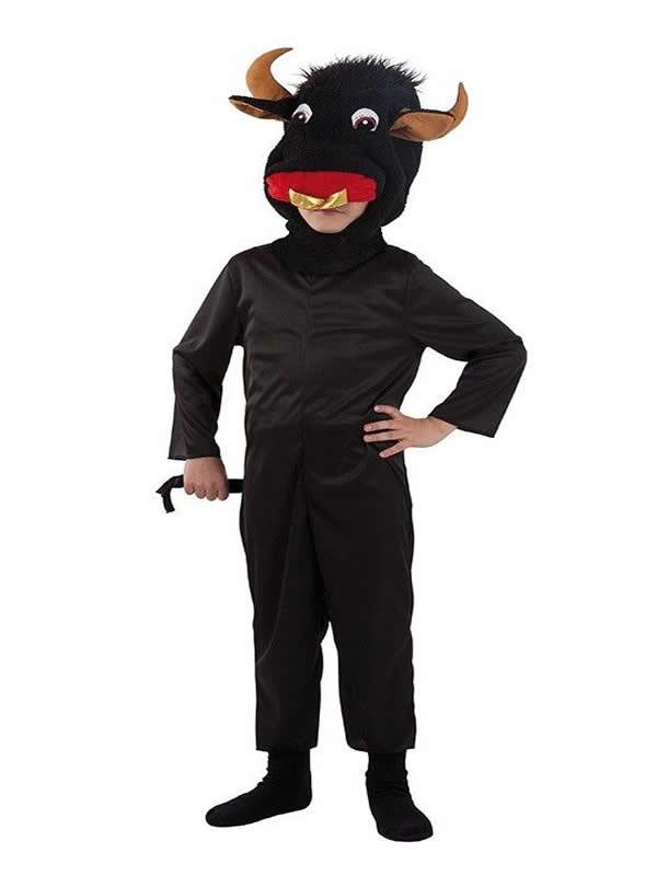 disfraz de toro bravo niño infantil