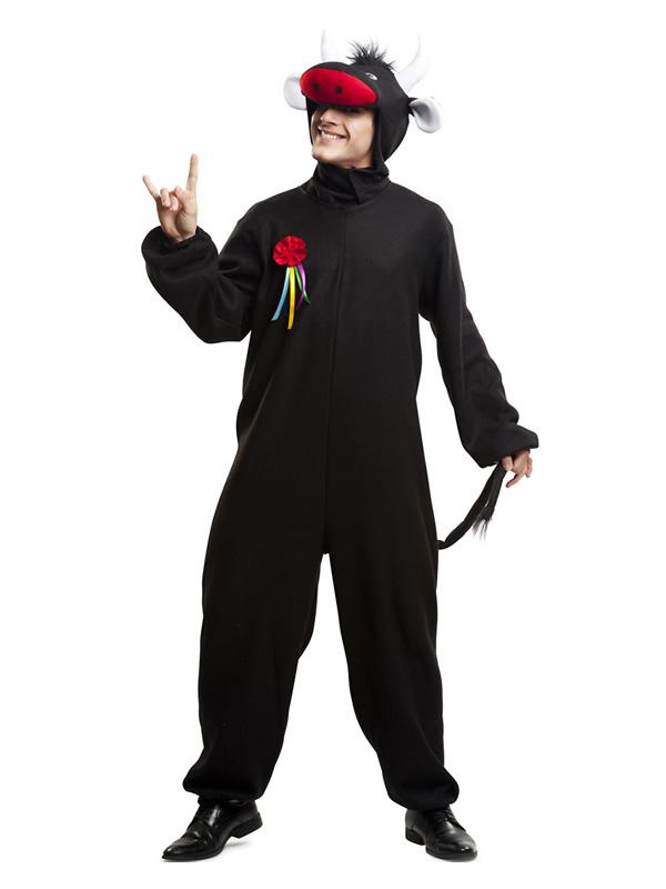 disfraz de toro condecorado para hombre