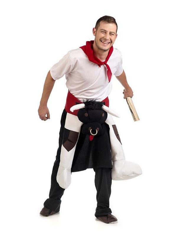 disfraz de toro san fermin hombre MA782 - Ideas de disfraces para festivales y conciertos