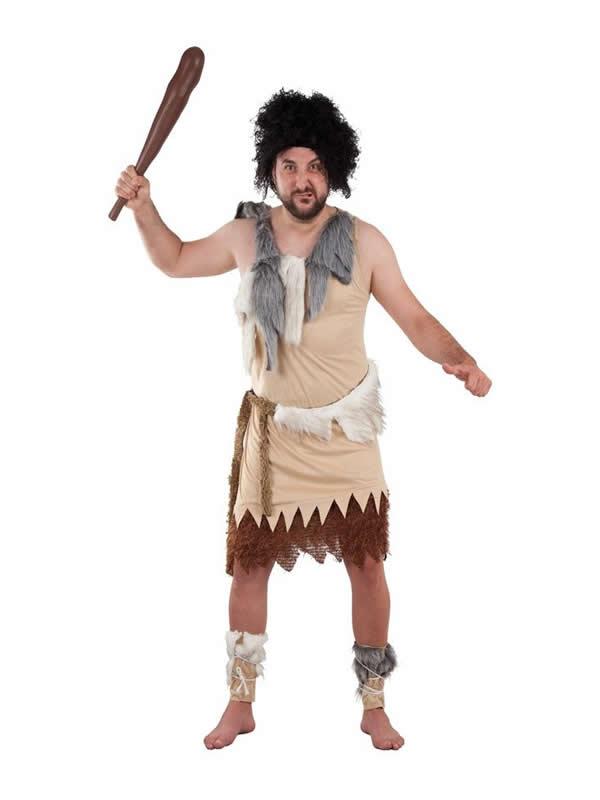 disfraz de troglodita para hombre