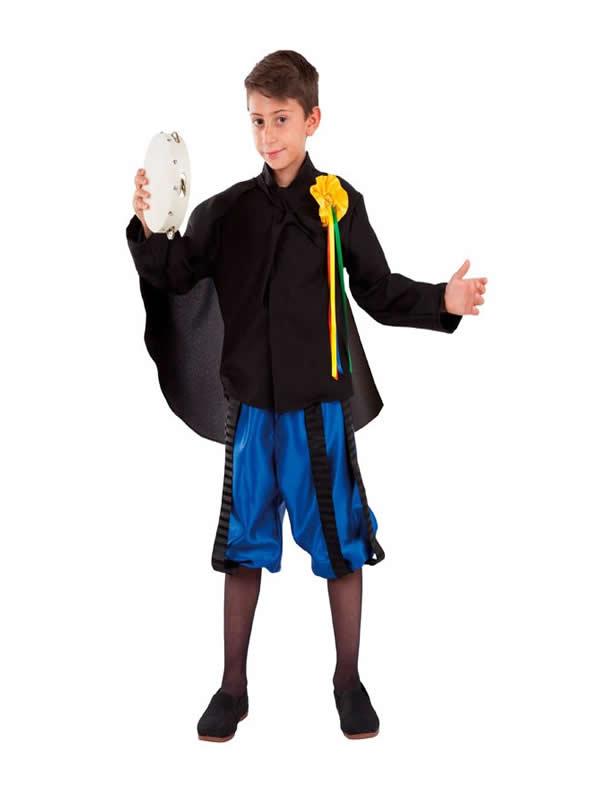 disfraz de tuno deluxe niño