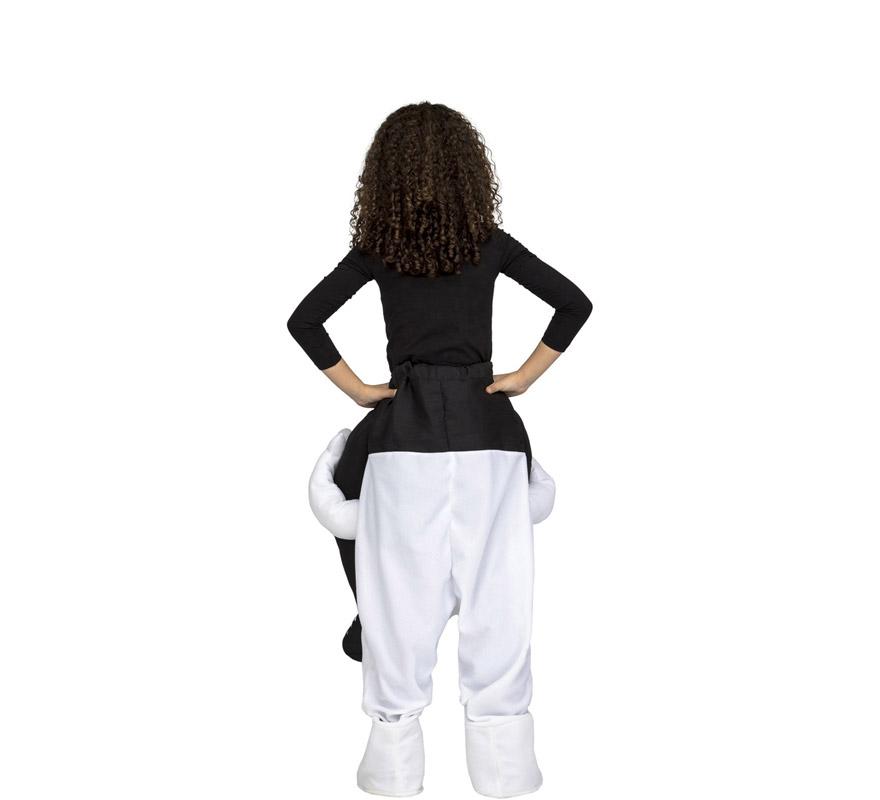 disfraz de unicornio a hombros para infantil 4