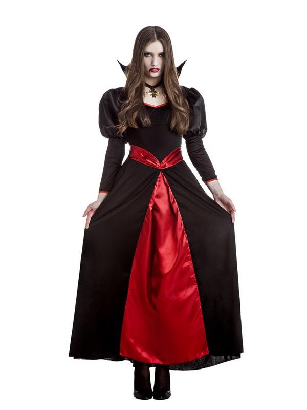 disfraz de vampira gotica para mujer
