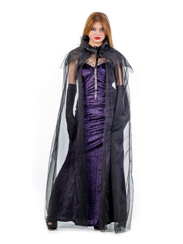 disfraz de vampira lila deluxe mujer MA738 - Los 10 mejores Disfraces de Halloween adultos para elegir