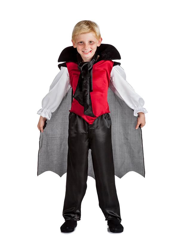 disfraz de vampiro murcielagos nino K2478 - Los 10 mejores Disfraces Infantiles para Halloween