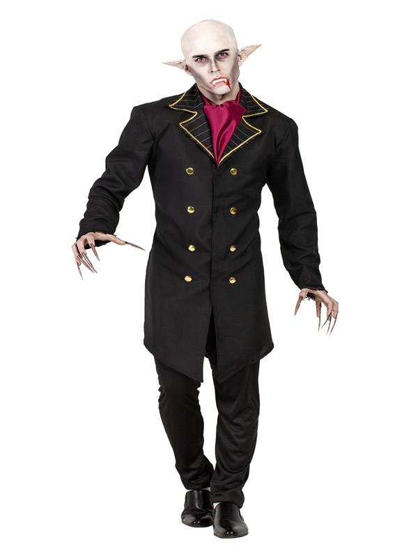 disfraz de vampiro nosfaratu hombre