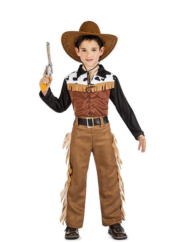 disfraz de vaquero texas niño