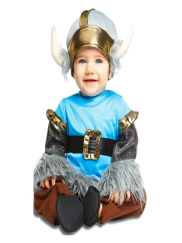 disfraz de vikingo elegante para bebe
