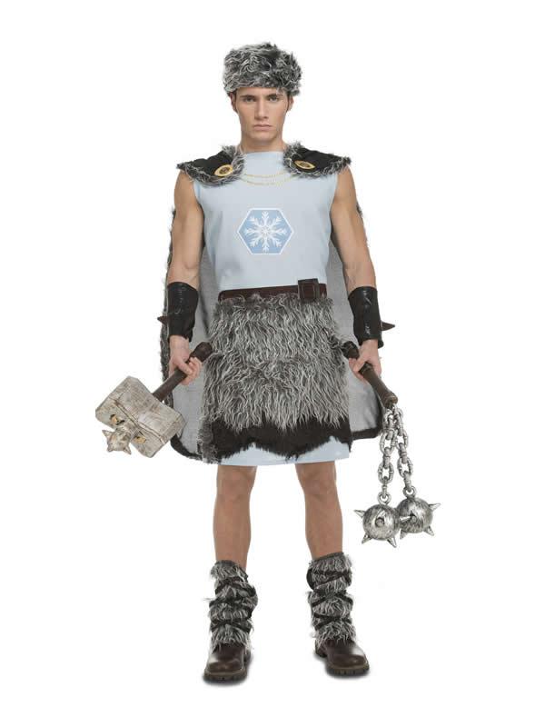 disfraz de vikingo grant fantasia para hombre