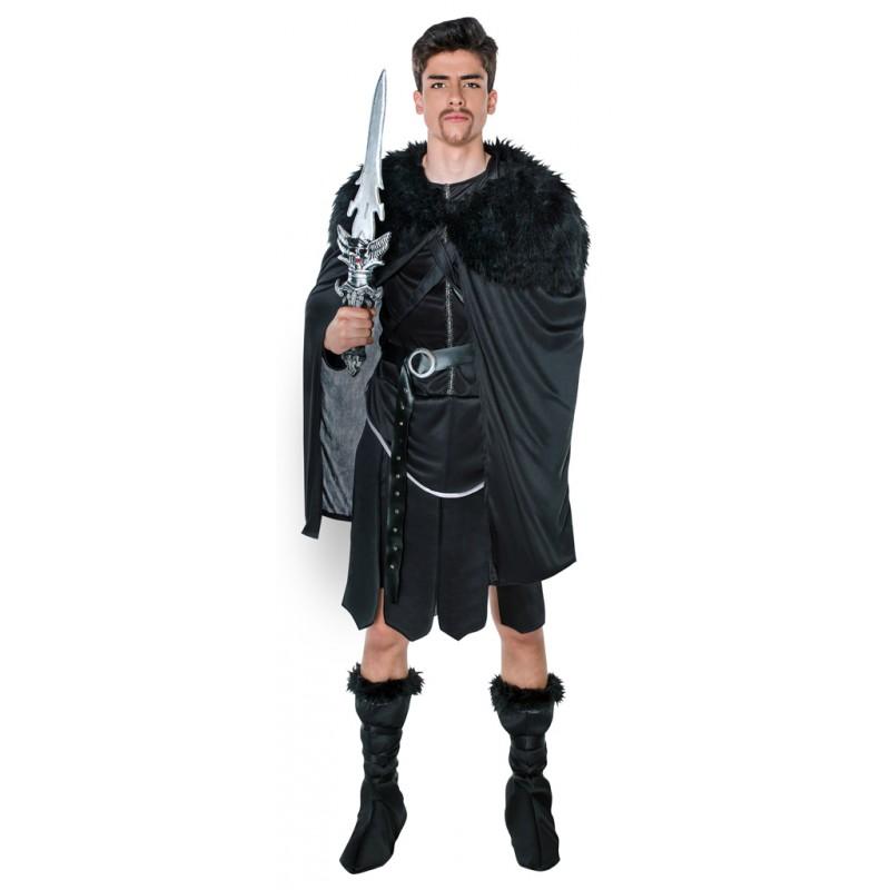 disfraz jons de juego tronos hombre