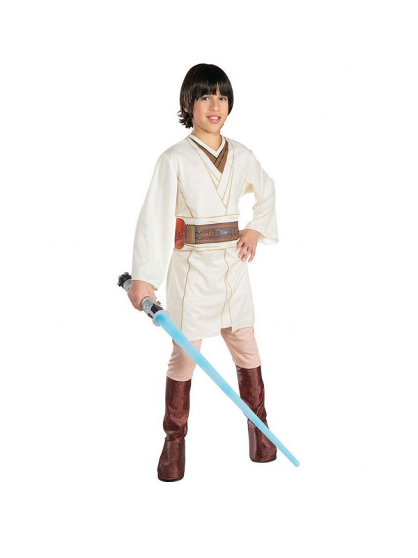 disfraz obi wan kenobi niño