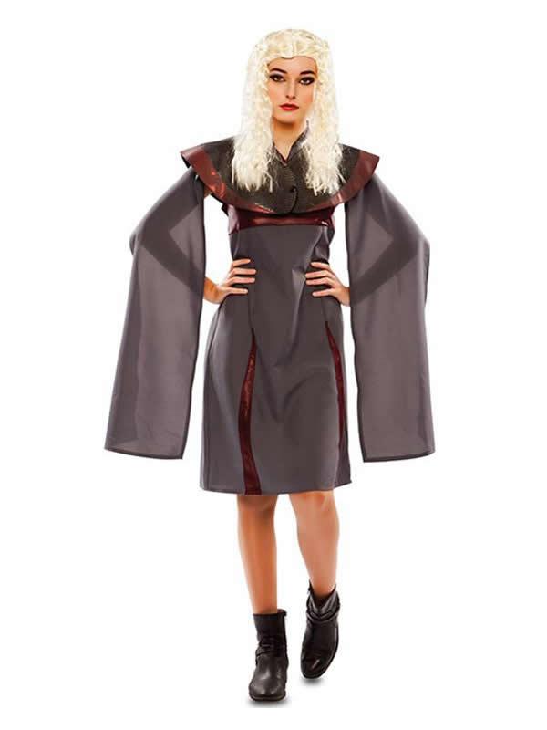 disfraz reina de dragones para mujer