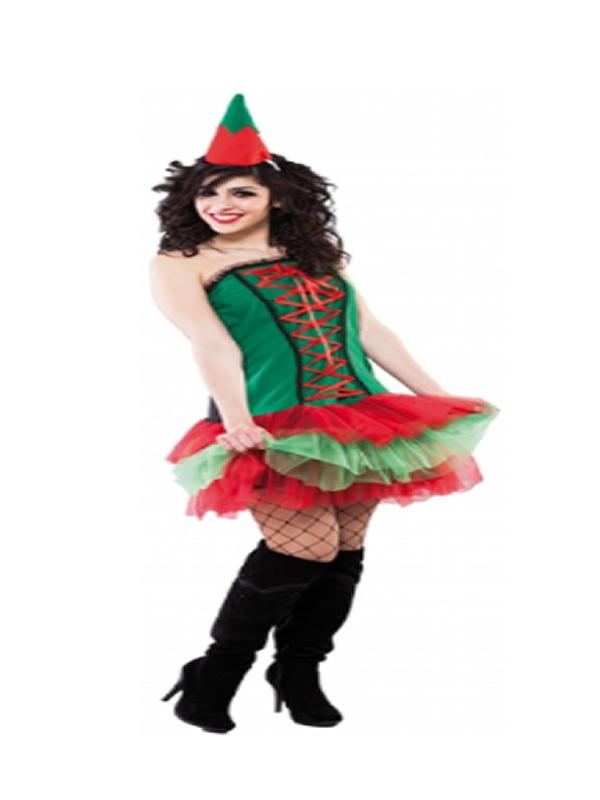 elfa706137 - Disfraces para tus fiestas navideñas