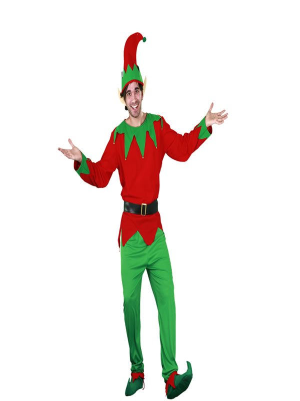 elfo4689 - Disfraces para tus fiestas navideñas