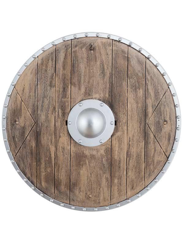 escudo redondo vikingo pvc 41 cm