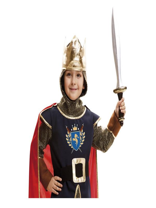 espada medieval de 45 cm