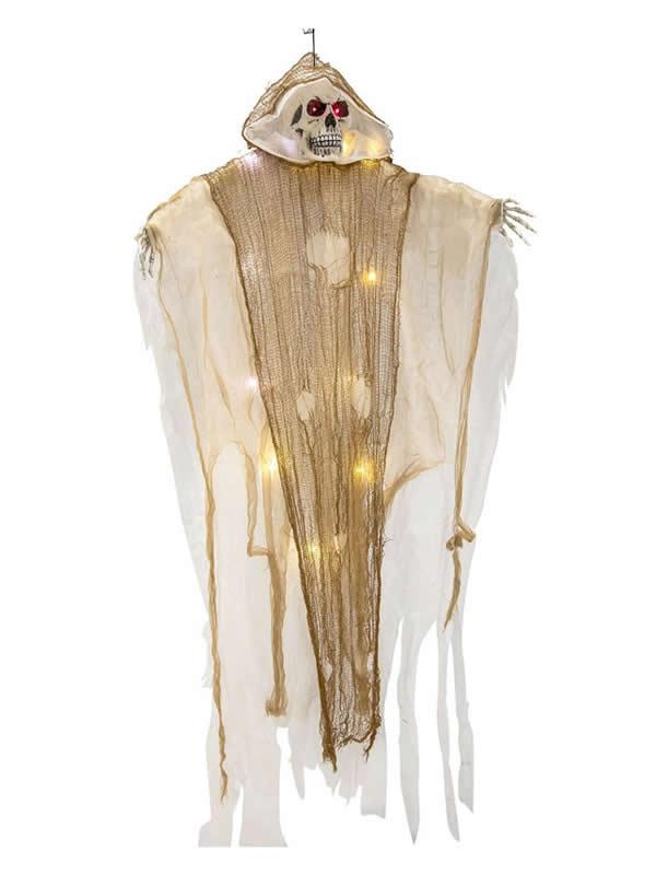 fantasma marron con luz 125x170 cm
