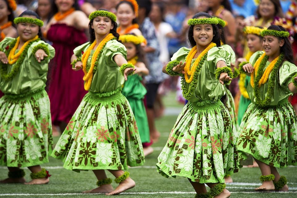 imagen principal de fiesta hawaiana