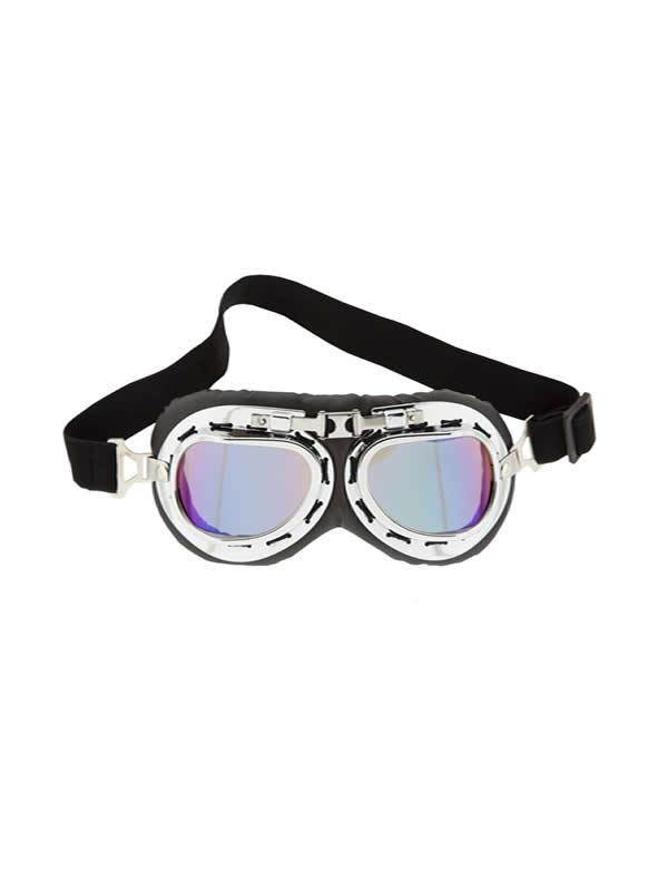gafas de aviador steampunk adulto