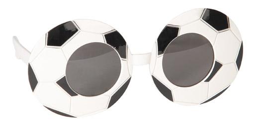 gafas de balon de futbol
