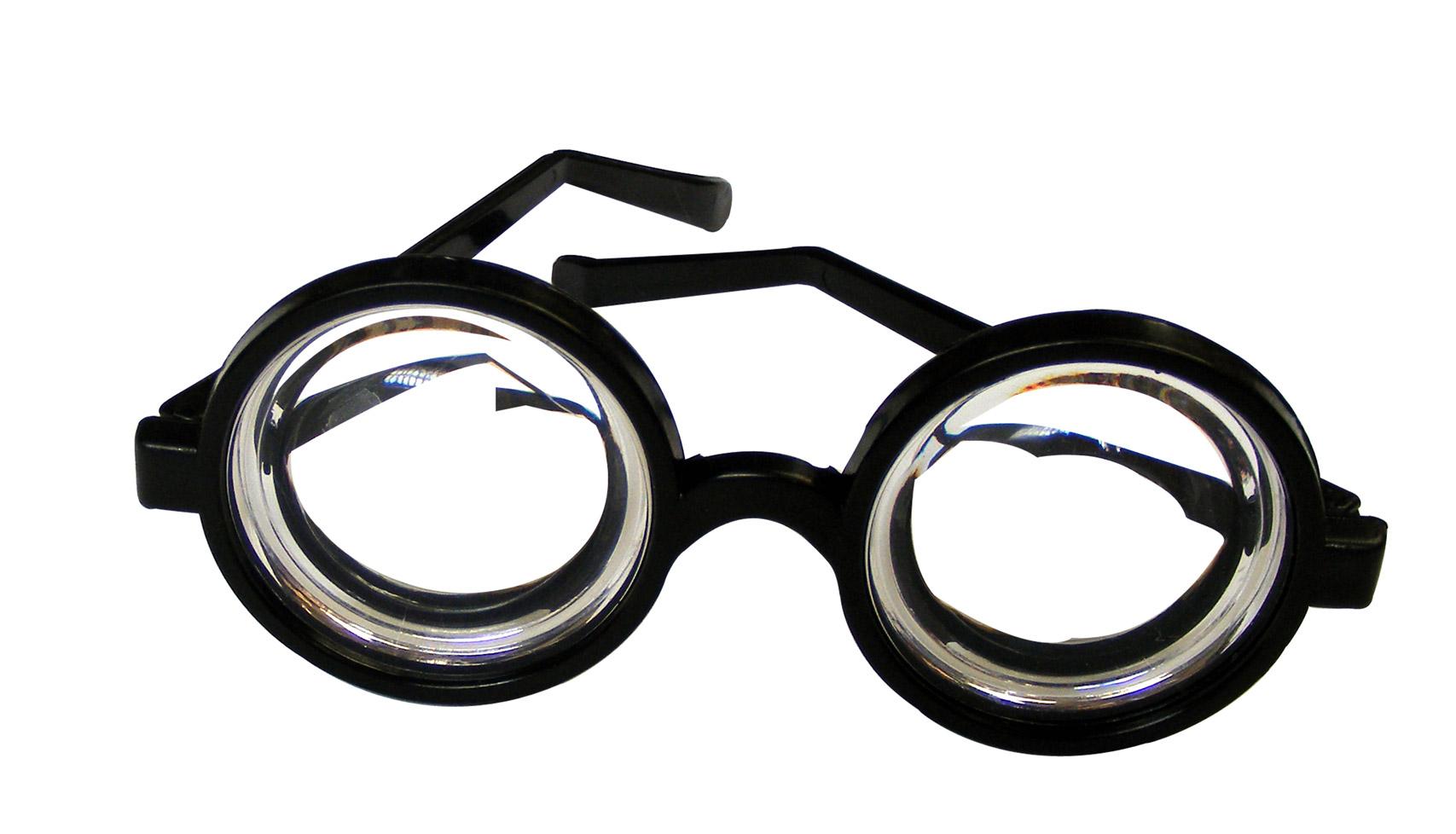 Gafas de tonto lentes gruesas plastico comprar barato