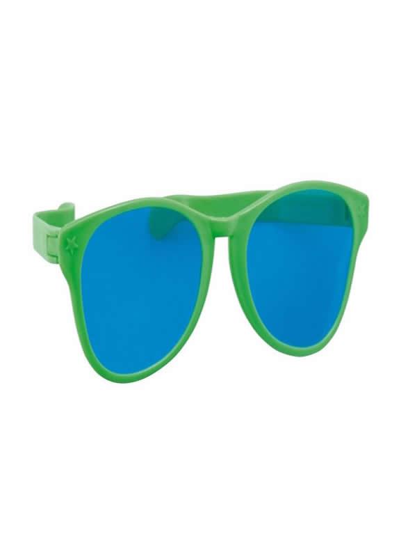 gafas gigantes de payaso