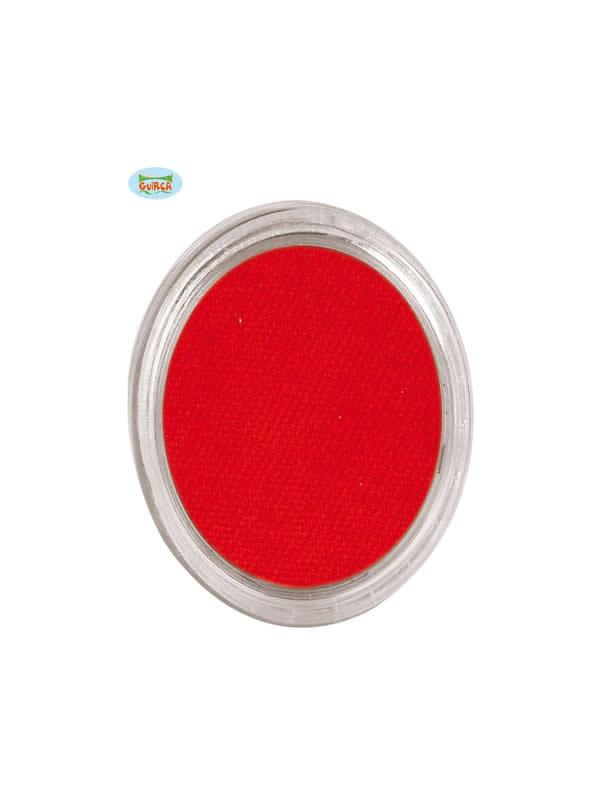 maquillaje rojo al agua 15grs